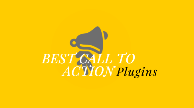 Call to Action WordPress Plugins